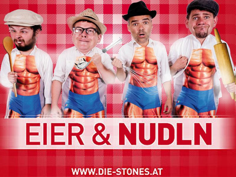Tyrol Inn Stones - Eier & Nudln